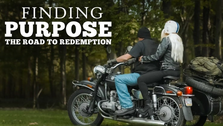 Finding Purpose- The Road To Redemption
